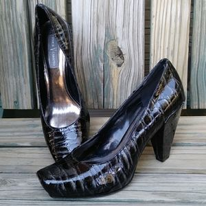 Vince Camuto Toga Patent Leather Pumps